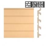 Фасадная керамическая панель CREATON Tonality Stripes (полосы)