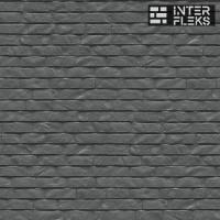 Фасадная панель (сайдинг) KMEW под камень NH5123U