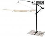 Зонт уличный 4VILLA Парма бежевый d300