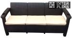 Уличный трехместный диван Yalta Sofa 3 Seat