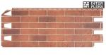Фасадная и цокольная панель панель VOX Solid Brick Bristol кирпич красный