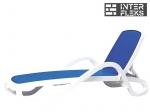 Шезлонг Nardi Alfa Blue