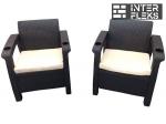 Кресла для балконов и террас Yalta Double Set
