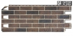 Фасадная и цокольная панель панель VOX Solid Brick York кирпич коричневый