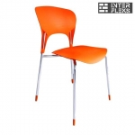 Стул Tera SHF-003-O (PC-003) Orange