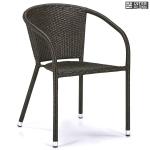Кресло из иск. ротанга Y137C-W53 Brown