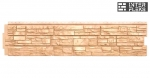 Фасадная и цокольная панель Я-Фасад Крымский сланец янтарь
