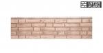 Фасадная и цокольная панель Я-Фасад Демидовский кирпич янтарь