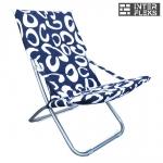 Кресло складное Белла-1 CHO-134B-1H-1E Blue