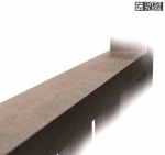 Перила Woodvex венге 100х50