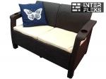 Уличный двухместный диван Yalta Sofa 2 Seat