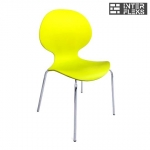Стул Bary SHF-008-L (PC-008 Green) Lemon