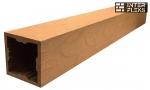 Столб Woodvex тик 120х120